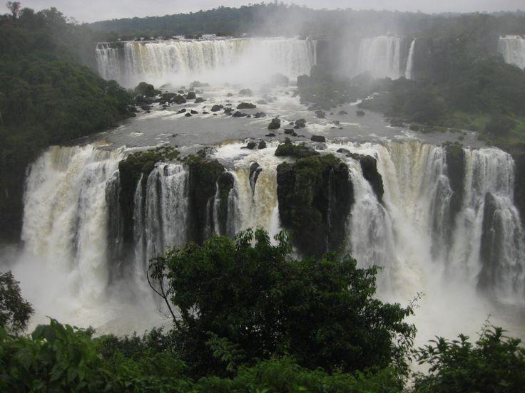 Iguazú-Wasserfälle - Nationalpark - Brasilien - Argentinien (3)