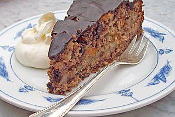 Rumtopf-Torte