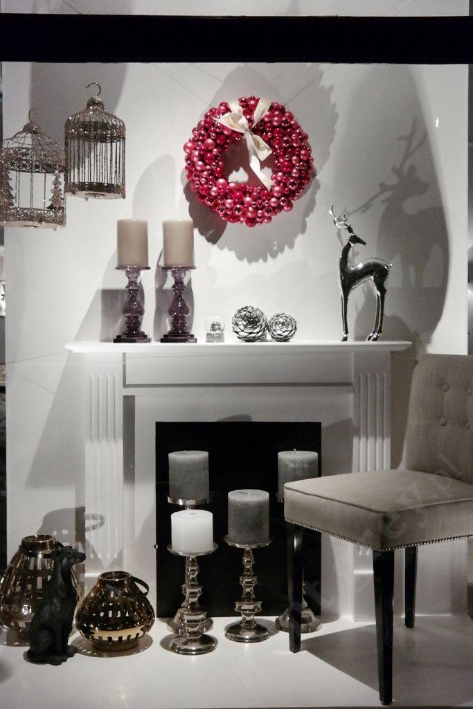 MINT GREY New York Style Interiors | produkty - dekoracje świąteczne Christmas Time; Renifer; Christmas Deer; Christmas Display by Mint Grey