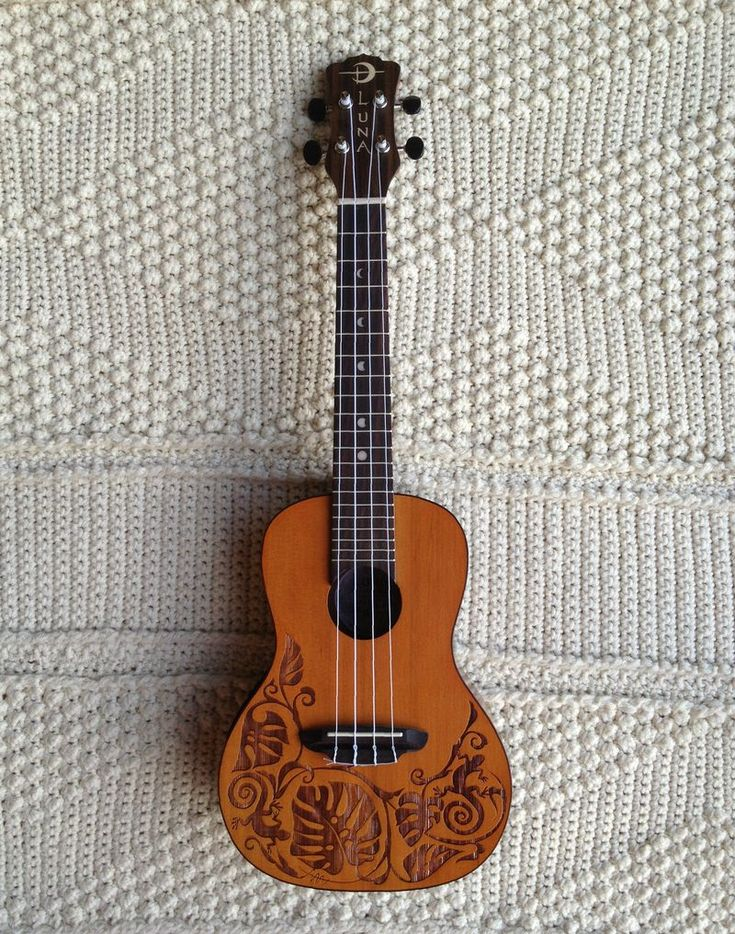 Makes me want to learn to play the ukulele