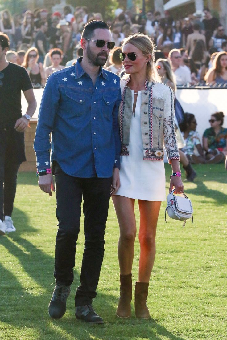 Coachella 2015 style - Kate Bosworth. Click through for the full gallery