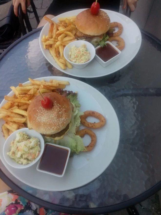 úžasné a chutné! #hamburgeriiis  #burgers #heaven #fries #loveit #food