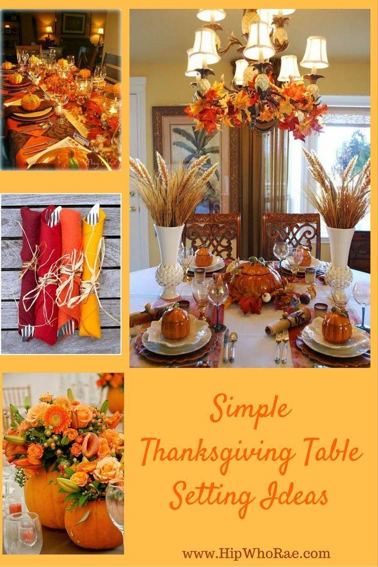 Looking for some simple but awesome ways to Decorate your Table this…