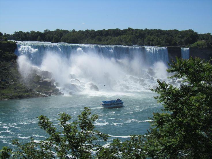 Niagara Falls - Niagara Falls, Canada: Ontario Canada, Favorite Places, Mists, Niagara Falls, Beautiful Fall, Places I D, Niagara Fall Canada, Visit Niagara, My Buckets Lists
