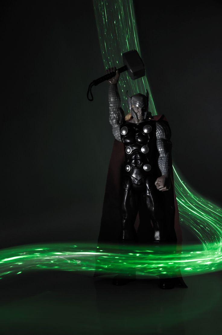 #THOR @ The Dark World Titan Hero Series
