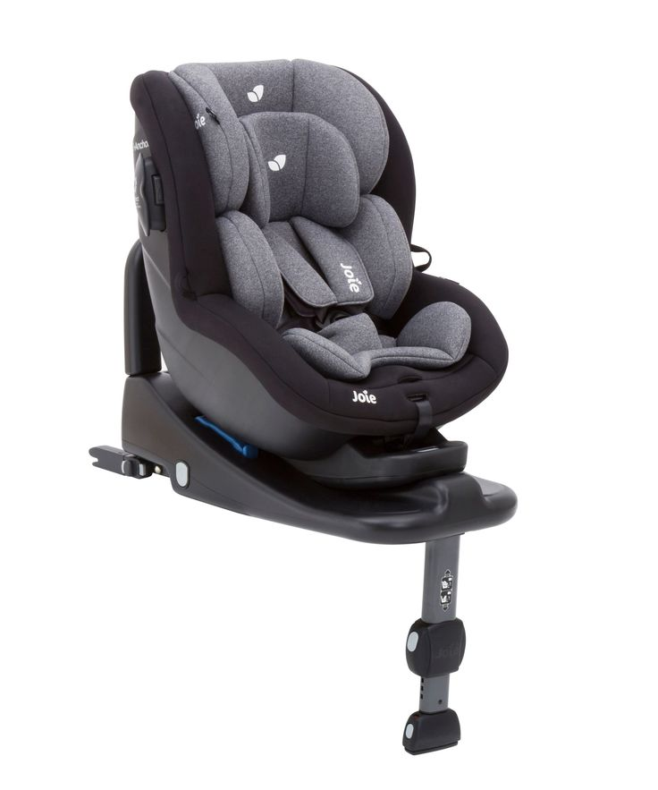 Joie iAnchor Advance i-Size Combination Car Seat -  Two Tone Black