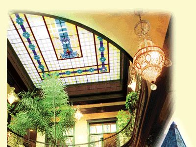 Geiser Grand Hotel Baker City Oregon