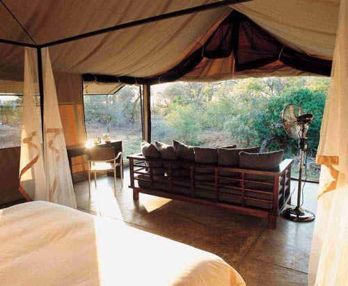 Khoka Moya Safari Camp, Kruger, South Africa