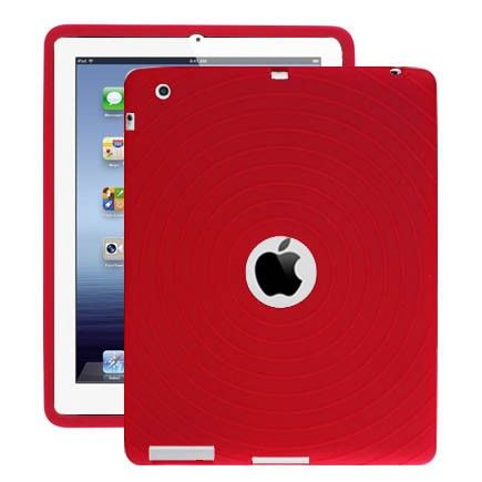 Bombay (Rød) iPad 3 / iPad 4 Cover