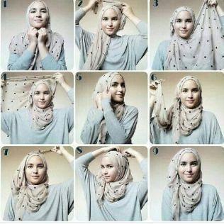 Dian Pelangi Tutorial Hijab collection