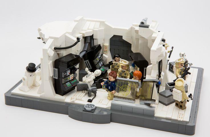 Hoth by LegoFjotten #starwars #LEGO #hoth