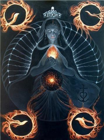 Oração de Santa Sara Kali
