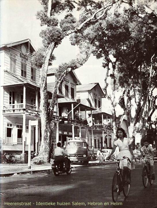 Heerenstraat Paramaribo