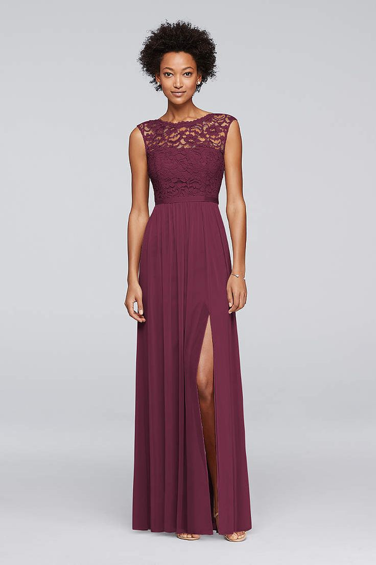 Best 25 raspberry bridesmaid dresses ideas on pinterest fuchsia browse davids bridal collection of lace bridesmaid dresses in various colors styles such as ombrellifo Gallery