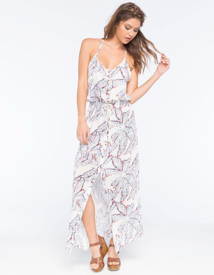 ROXY Casino Point Maxi Dress 254242151 | Maxi Dresses