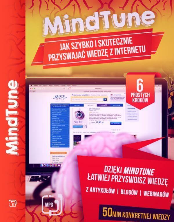 MindTune - Jak szybko i skutecznie przyswajać wiedzę z internetu / Fitness Mózgu (Kamil Dunowski)    MindTune czyli system 6 kroków jak przyswajać wiedzę z internetu to jest procedura, proces lub inaczej mówiąc konkretna sekwencja czynności którą możesz powtarzać za każdym razem kiedy chcesz się nauczyć czegoś nowego z internetu i chcesz aby nie był to przypadkowy, chaotyczny proces tylko skuteczne działanie bez marnowania czasu.