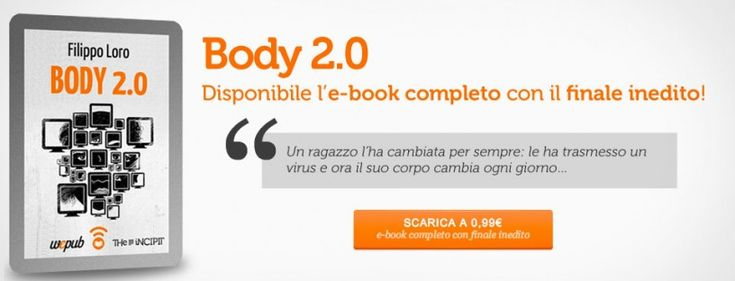 Body 2.0, l'ebook completo con tanto di finale inedito... Cosa succederà a Judith a Parigi?