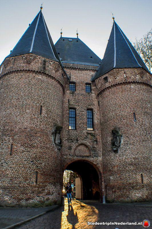 Koornmarktspoort Kampen (1337)