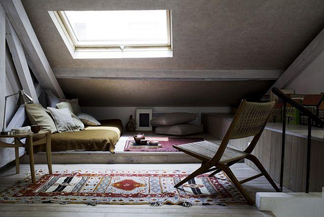 Un espace dédié à la détente