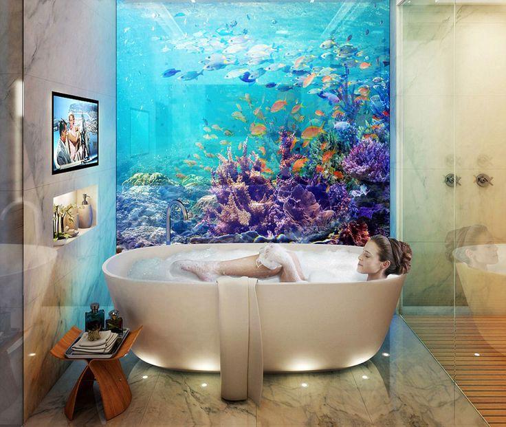 underwater bedroom on pinterest sea bedrooms sea theme bedrooms and