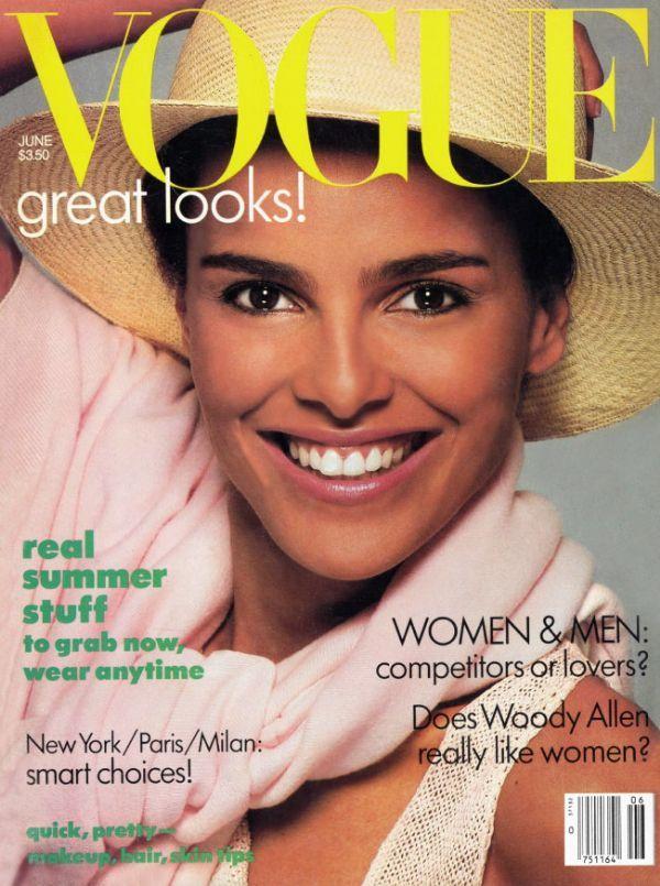 Vogue US June 1986 - Shari Belafonte
