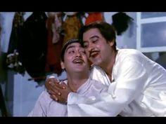 ▶ Meri Pyari Bindu - Classic Comedy Song - Kishore Kumar & Sunil Dutt - Padosan - YouTube