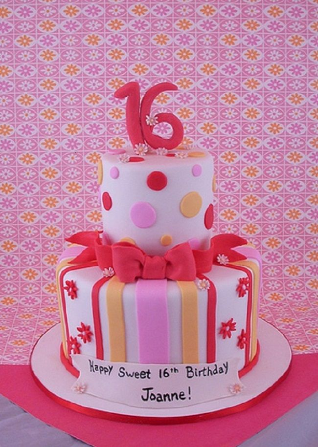 pretty cakes for girl teens | New Cake Ideas