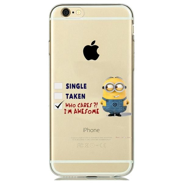 pretty coque iphone 6 | Minion phone cases, Iphone, Casetify ...