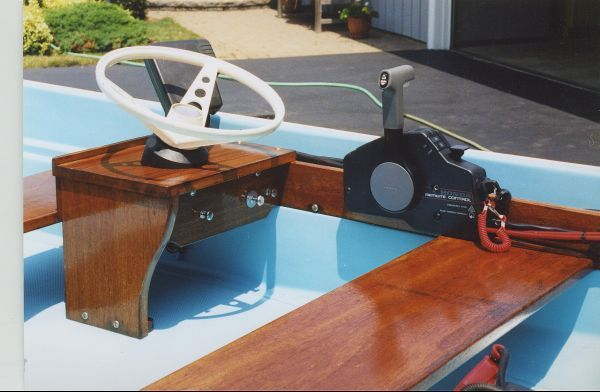 Pin by Jim Huempfner on Boston Whaler | Boston whaler, Boat console, Boat building