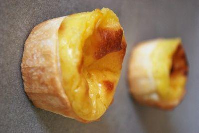 Pastéis de nata recette en français par cleacuisine