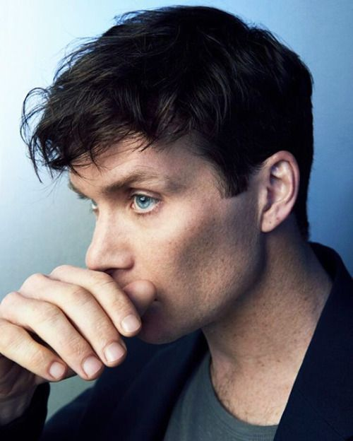 Cillian Murphy photographed by Gustavo Papaleo for The Guardian | April 2016