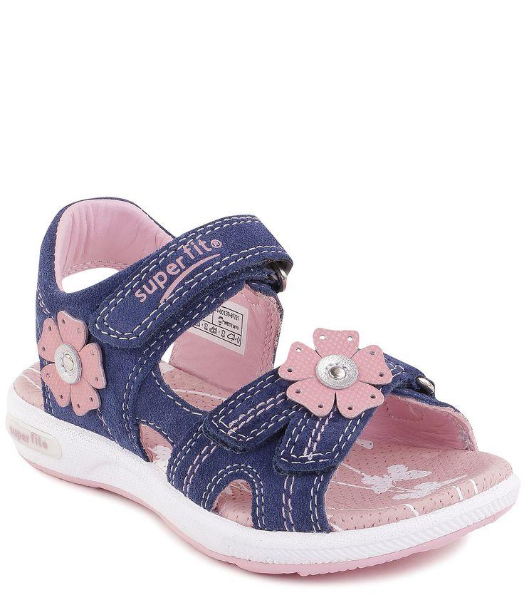 Сандалии открытые для девочки летние розовые - купить в интернет-магазине Kinderly - артикул SP-4-00126-87