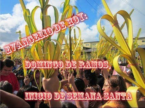 Domingo de Ramos en la Pasión del Señor-9 de Abril- 2017-A-