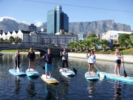 Cape Point SUP & Hike Tour