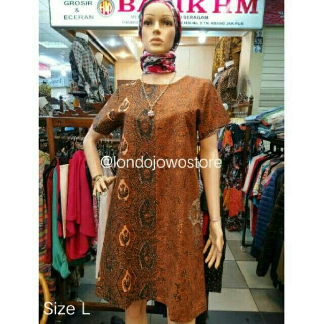 Saya menjual Dress Batik Cap LJ 01 seharga Rp350.000. Dapatkan produk ini hanya di Shopee! https://shopee.co.id/londojowo/371735755 #ShopeeID