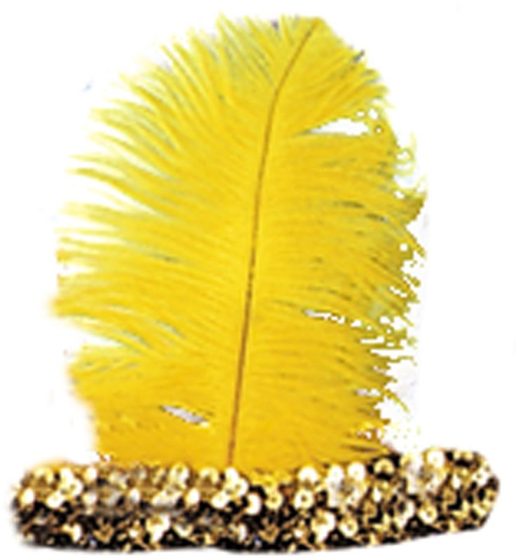 costume accessory: 1920's headband | gold Case of 2