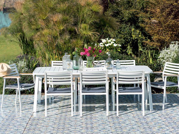 Qu la elegancia siempre est presente en tu terraza for Terrazas easy 2016