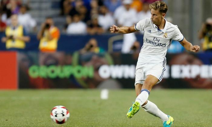 #rumors  Arsenal transfer news: Gunners target Real Madrid midfield starlet Marcos Llorente