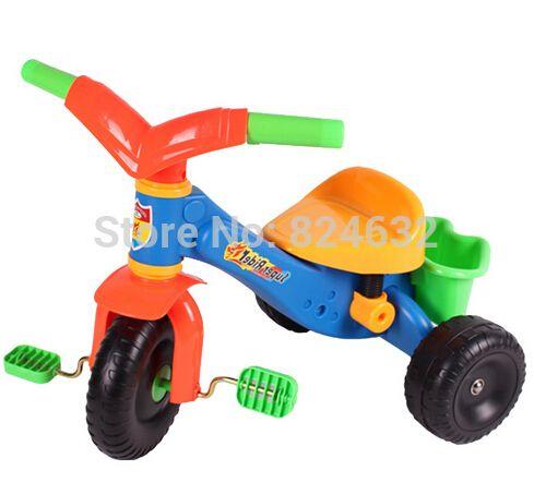Ребенок трехколесный велосипед ребенка велосипед автомобиль игрушки трехколесный велосипед детская коляска педальные автомобили для детей 1 ШТ.
