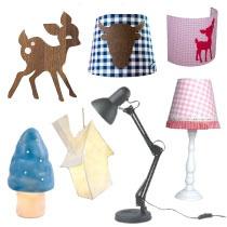 Kinderlampen Saartje Prum