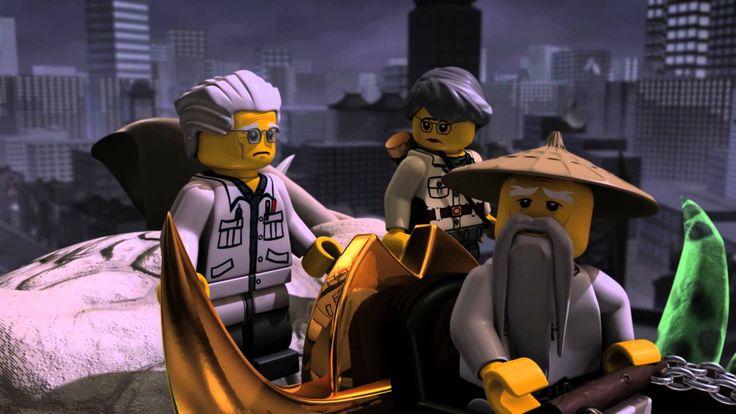 LEGO Ninjago: Epizoda 26 - Nejvyšší mistr Spinjitzu