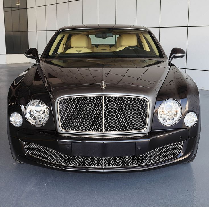 Bentley Mulsanne Bentley: Mulsanne Shaheen 3