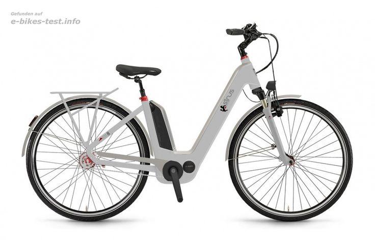 Das Sinus Ebike Fahrrad Ena8 Einrohr 500Wh 28 Zoll 8-G Nexus RT hier auf E-Bikes-Test.info vorgestellt. Weitere Details zu diesem Bike auf unserer Webseite.