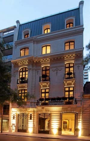 Book a stay at the Algodon Mansion in Recoleta, one of Buenos Aires' finest boutique hotels. Offering just 10 exquisite suites each with their own on-call butler, Algodon Mansion is the ultimate in luxury.