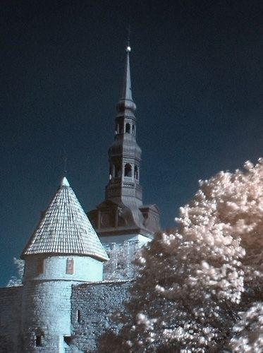 St. Nicola`s church, Tallinn, Estonia