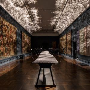 "Benjamin Hubert's ""Foil"" | London Design Festival 2016 at V&A"