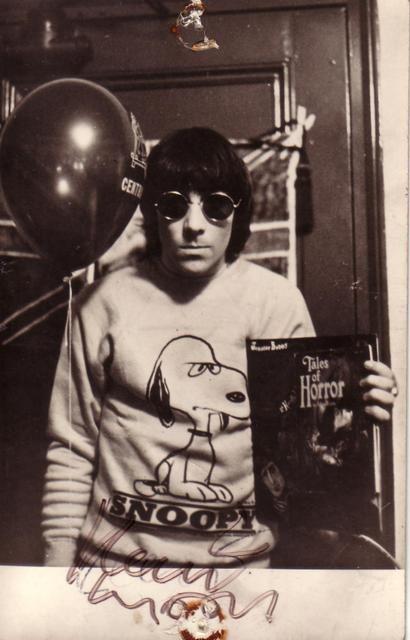 Keith Moon. ☚