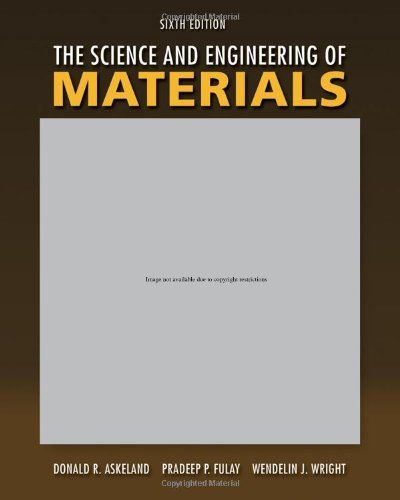 I'm selling The Science and Engineering of Materials by Donald R. Askeland, Pradeep P. Fulay and Wendelin J. W. - $30.00 #onselz