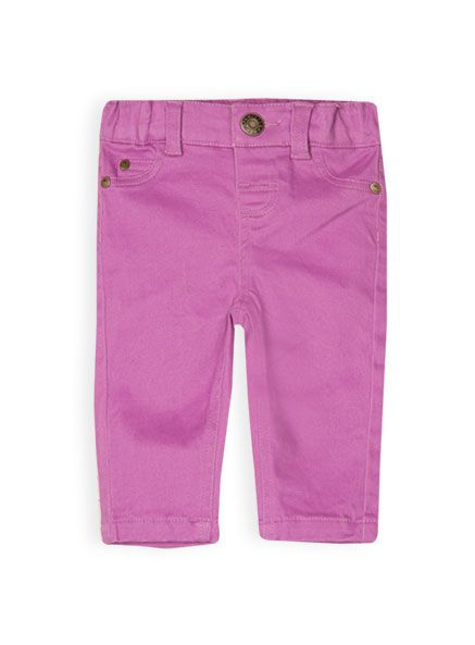 Pumpkin Patch - jeans - girls peached jeans - W4EG65003 - sweet lilac - 0-3m to 12