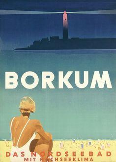 Borkum - 1936 -